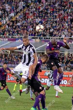 William Troost-Ekong (Udinese) Bryan Dabo (Fiorentina)