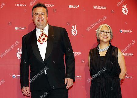 Seoul International Drama Awards 2012 – the talking cupboard