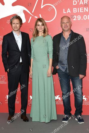 Editorial image of 'El Pepe, A Supreme Life' photocall, 75th Venice Film Festival, Italy - 03 Sep 2018