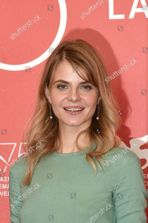 Stock Picture of Juli Jakab