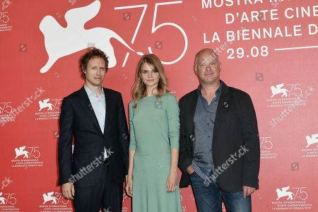 Editorial picture of 'El Pepe, A Supreme Life' photocall, 75th Venice Film Festival, Italy - 03 Sep 2018