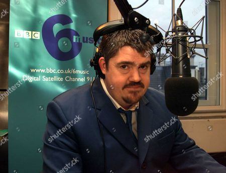 Philll Jupitus Comedian Launches A New Bbc Digital Radio Channel Bbc 6 Music.
