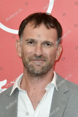 Stock Picture of Director David Oelhoffen