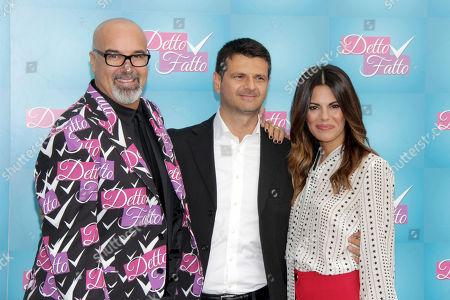 Giovanni Ciacci, Andrea Fabiano and Bianca Guaccero