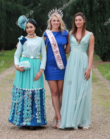 Editorial image of Miss England finals, Kelham Hall & Country Park, Nottinghamshire, UK - 03 Sep 2018