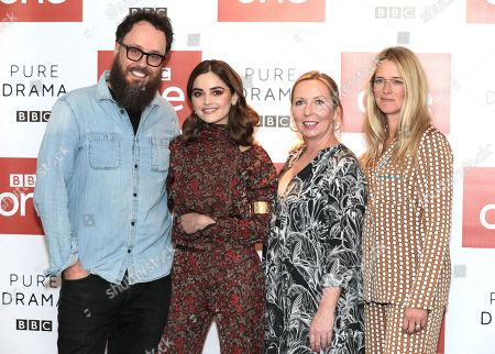 Glendyn Ivin, Jenna Coleman, Claire Mundell and Edith Bowman