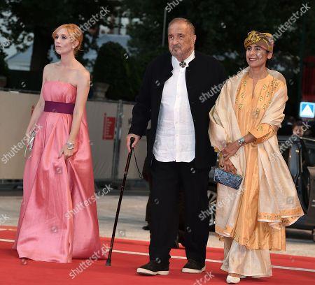 Lolita Chammah, Jean-Claude Carriere, Nahal Tajadod