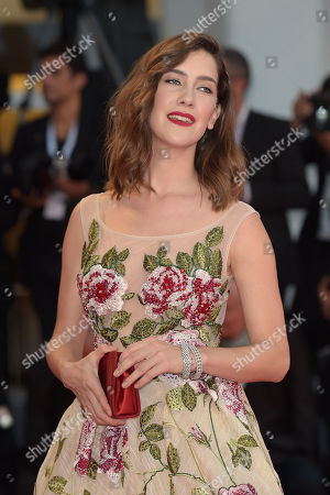 Editorial picture of 'At Eternity's Gate' premiere, 75th Venice International Film Festival, Italy - 03 Sep 2018