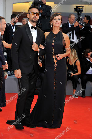 Editorial image of 'At Eternity's Gate' premiere, 75th Venice International Film Festival, Italy - 03 Sep 2018