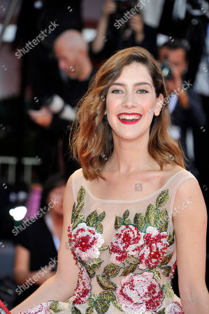 Editorial photo of 'At Eternity's Gate' premiere, 75th Venice International Film Festival, Italy - 03 Sep 2018