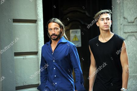 Bob Sinclar and Raphael Sinclar