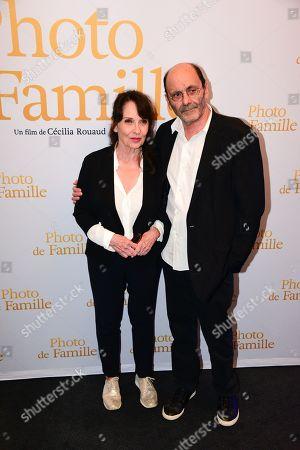 Chantal Lauby, Jean-Pierre Bacri