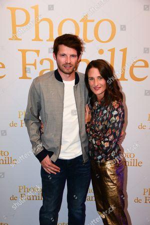 Pierre Deladonchamps, Camille Cottin