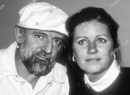John Astin and Patty Duke