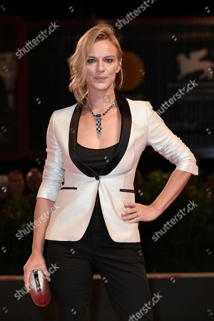 Editorial picture of 'Dragged Across Concrete' premiere, 75th Venice International Film Festival, Italy - 03 Sep 2018