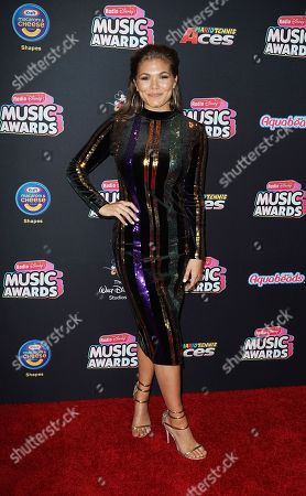 Editorial picture of Ca: Radio Disney Music Awards 2018