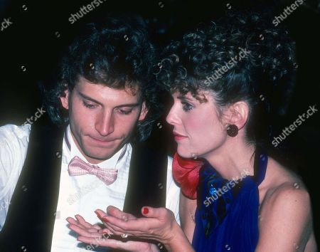 Rex Smith and Pam Dawber