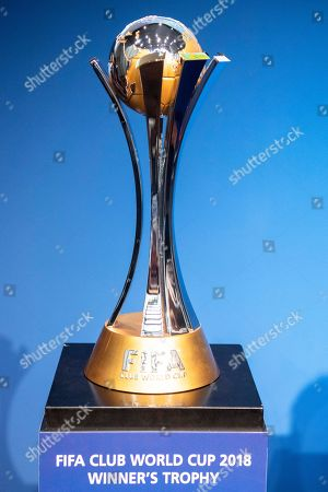 Fifa Club World Cup 2018 Draw Zurich Stock Photos Exclusive