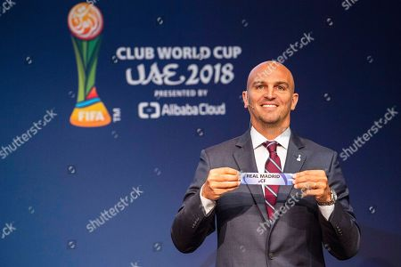 Editorial image of FIFA Club World Cup 2018 draw in Zurich, Switzerland - 04 Sep 2018