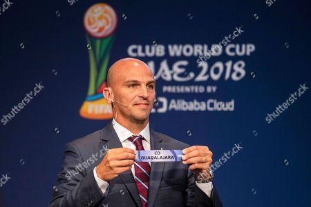 Editorial photo of FIFA Club World Cup 2018 draw in Zurich, Switzerland - 04 Sep 2018