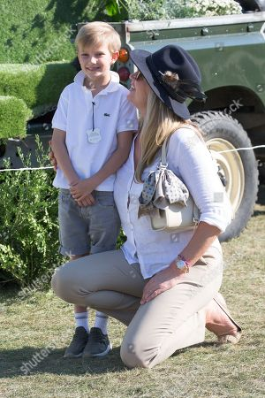Editorial picture of Land Rover Burghley Horse Trials, Stamford, Lincolnshire, UK - 02 Sep 2018