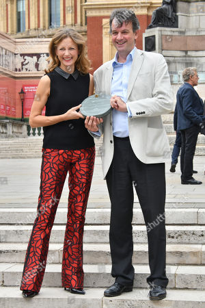 Editorial picture of Royal Albert Hall Stars photocall, London, UK - 04 Sep 2018