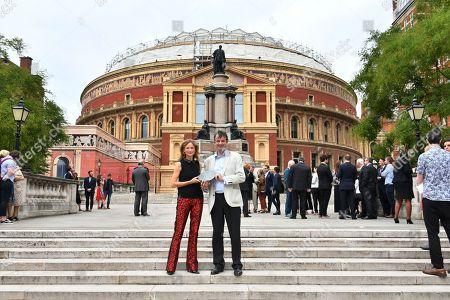 Editorial photo of Royal Albert Hall Stars photocall, London, UK - 04 Sep 2018