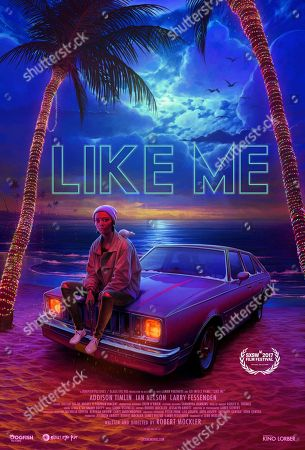 Like Me (2017) Poster Art   Addison Timlin as Kiya