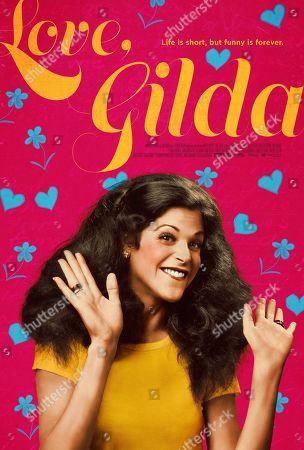 Stock Image of Love Gilda (2018) Poster Art Gilda Radner