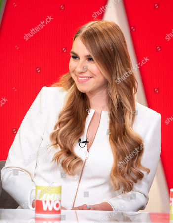 Editorial picture of 'Loose Women' TV show, London, UK - 04 Sep 2018