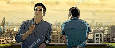 Stock Picture of Babak (Arash Marandi)
