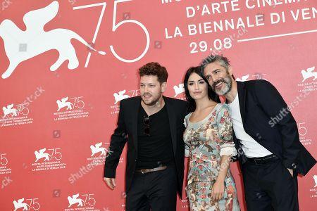 Gonzalo Tobal, Leonardo Sbaraglia, Lali Esposito