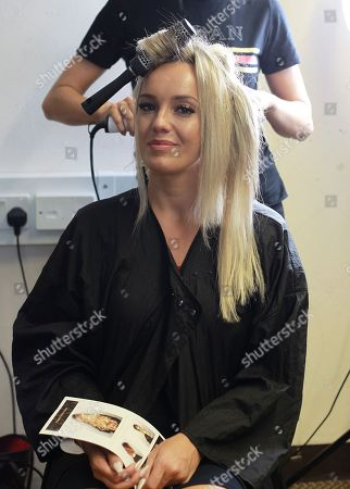 #22 Jen Atkin Miss Scunthorpe 2018 in Hair and Makeup