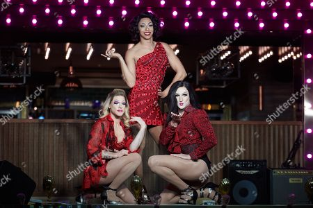 Editorial photo of Kinky Boots casting announced for UK tour, Edinburgh, Scotland, UK - 04 Sep 2018