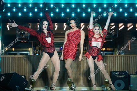 Editorial image of Kinky Boots casting announced for UK tour, Edinburgh, Scotland, UK - 04 Sep 2018