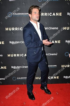 Editorial image of 'Hurricane' film premiere, London, UK - 04 Sep 2018