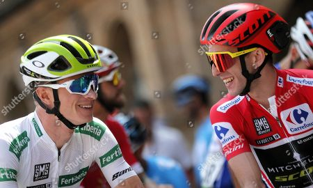 Editorial image of La Vuelta 2018, Fermoselle, Spain - 04 Sep 2018