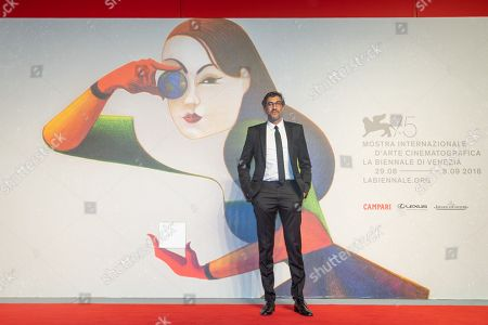 Editorial photo of 'Magic Lantern' premiere, 75th Venice International Film Festival, Italy - 04 Sep 2018
