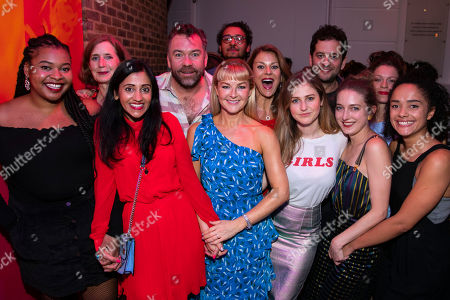 Editorial photo of 'Dance Nation' party, After Party, London, UK - 04 Sep 2018
