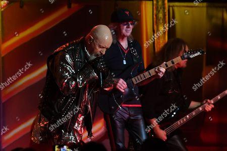 Rob Halford, Glenn Tipton, Ian Hill