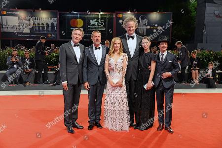 Oliver Masucci, Sebastian Koch, Saskia Rosendahl, Florian Henckel Von Donnersmarck, Paula Beer, Tom Schilling