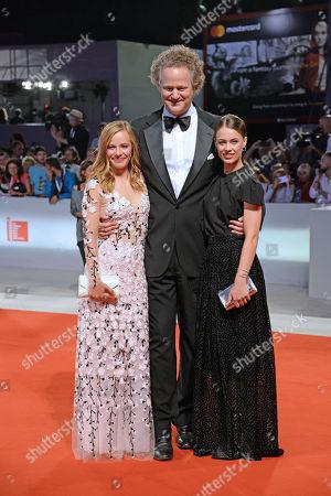 Saskia Rosendahl, Florian Henckel Von Donnersmarck, Paula Beer
