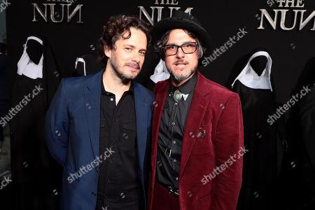 Edgar Wright, Corin Hardy, Director,