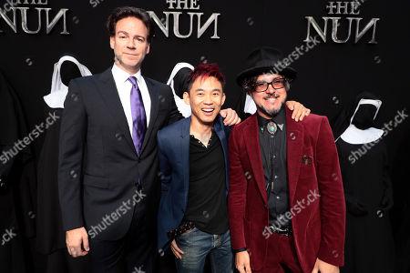 Peter Safran, Producer, James Wan, Producer, Corin Hardy, Director,