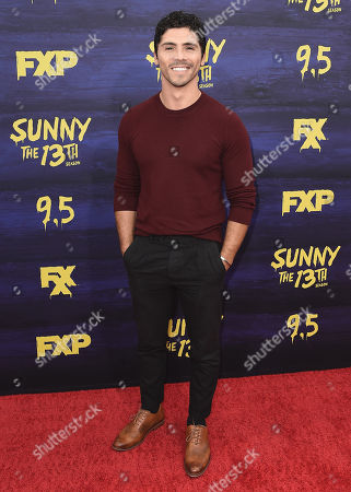 Editorial photo of FXX's 'Its Always Sunny in Philadelphia' TV show premiere, Arrivals, Los Angeles, USA - 04 Sep 2018