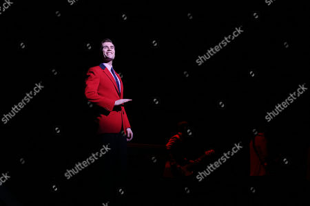 Editorial picture of 'Jersey Boys' media call, Capitol Theatre, Sydney, Australia - 05 Sep 2018