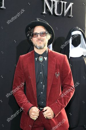 Stock Picture of British director Corin Hardy arrives at the world premiere of 'The Nun' at the TCL Chinese Theatre IMAX in Los Angeles, California, USA, 04 September 2018. The movie opens in the USA on 07 September 2018.