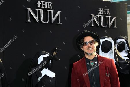 Editorial photo of World premiere of 'The Nun' in Los Angeles, USA - 04 Sep 2018