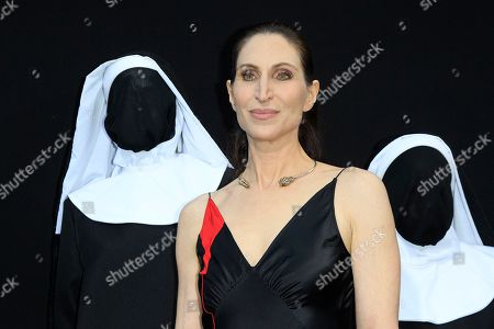US actress/cast member Bonnie Aarons arrives at the world premiere of 'The Nun' at the TCL Chinese Theatre IMAX in Los Angeles, California, USA, 04 September 2018. The movie opens in the USA on 07 September 2018.