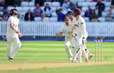 Editorial picture of Somerset v Lancashire, Specsavers County Championship Division One, Cricket, The Cooper Associates County Ground, Taunton, UK - 05 Sep 2018